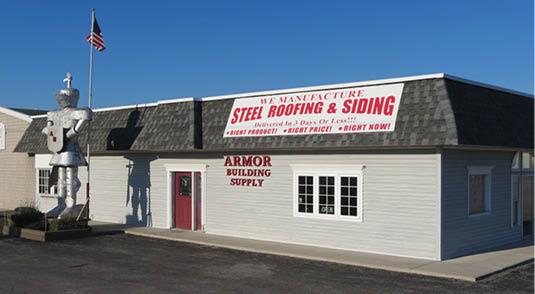 Batavia Armor Store Front
