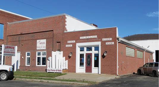 Elmira Store Front